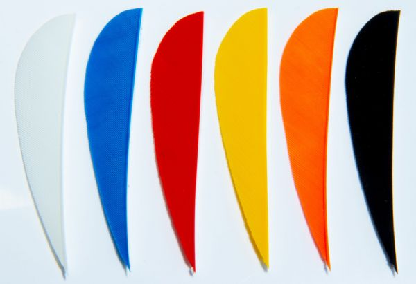 3 INCH Parabolic Fletchings 3""